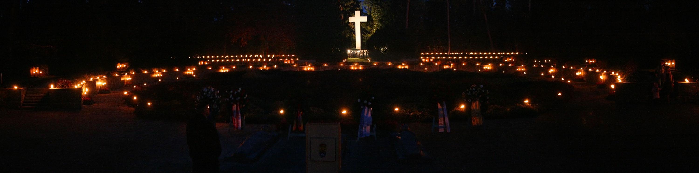 Panorama des Waldfriedhof