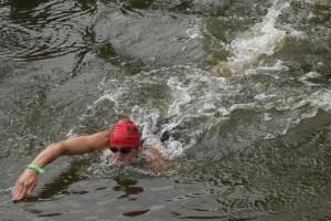 Merck Heinerman Triathlon 2008 - Schwimmen