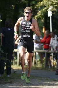 Merck Heinerman Triathlon 2008 - Laufen