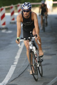 Merck Heinerman Triathlon 2008 - Fahrrad