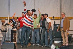 TNT Soccer Cup 2008 Siegerehrung