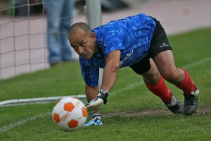 TNT Soccer Cup 2008 Spiel