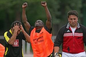 TNT Soccer Cup 2008 - Torjubel
