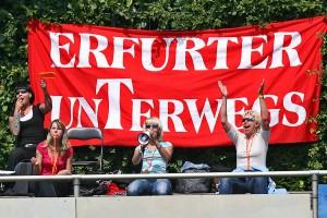 Zuschauer beim TNT Soccer Cup 2008 im Sportpark Raunheim