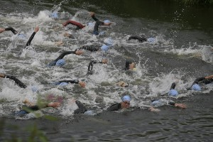 2. Sparkassen Ems Triathlon in Greven