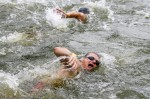 Triathlon am Mühlchen in Arheilgen